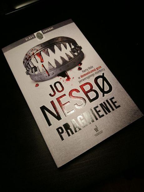 """Książka Jo Nesbo """"Pragnienie"""" Nowa, nieczytana"""
