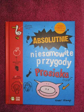 NOWE Absolutnie niesamowite przygody Prosiaka