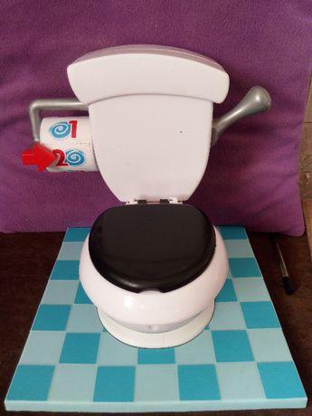 Игра Веселый унитаз. Туалетное приключение. Hasbro