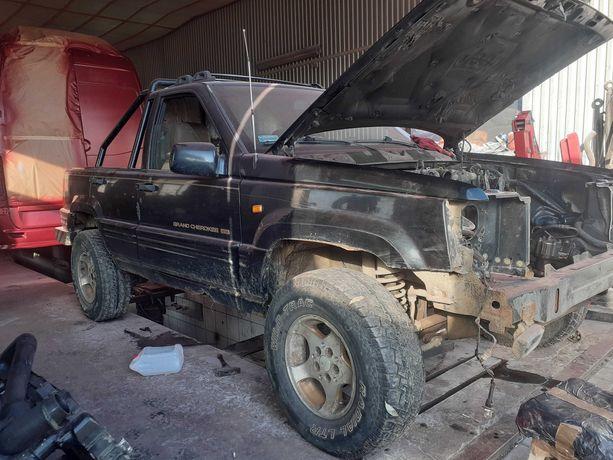 Jeep grand cherokee zj 4.0