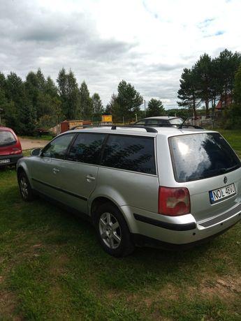 VW Passat B5 FL 130 KM kombi sprzedam lub zamienię