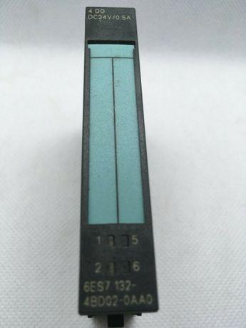 Siemens SIMATIC S7 6ES7132-4BD02-0AA0 6ES7 132-4BD02-0AA0 - 4DO DC 24V