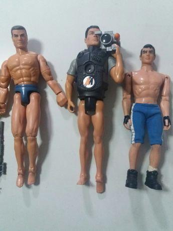 Vendo bonecos action men