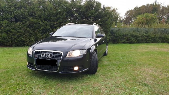 Audi A4 sline Avant 2.0 tdi