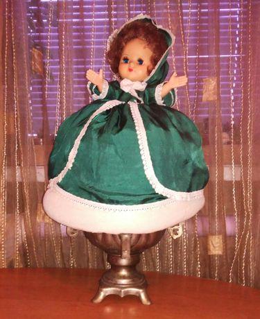 Электро Самовар СССР. Кукла-грелка на самовар.