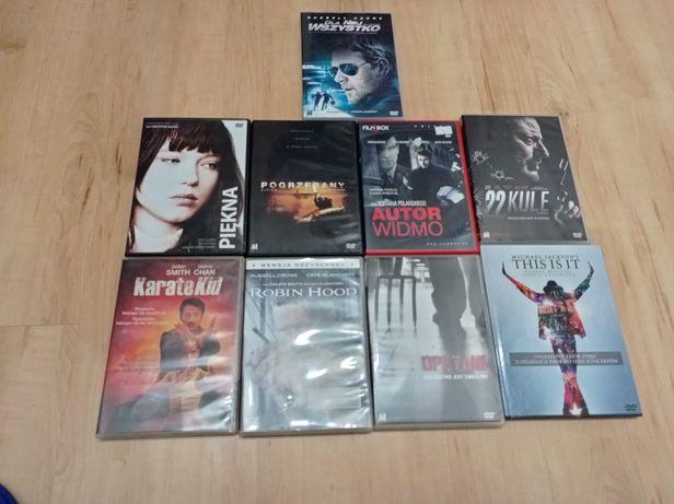 Filmy DVD różne tytuły