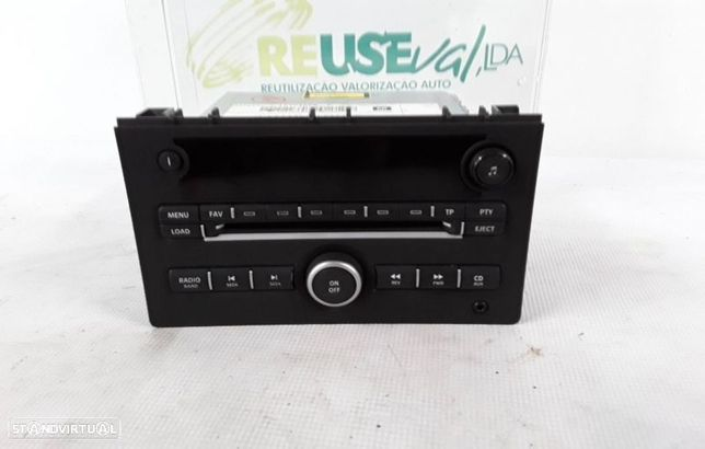 Auto-Radio Saab 9-3 (Ys3f, E79, D79, D75)