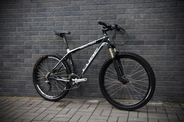 Горный велосипед Cube Reaction 26 trek scott cannondale specialized gt