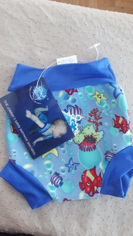 nowe kąpielówki dla niemowlaka kąpielówki dla chłopca r. 0-3 miesiecy