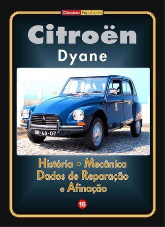 Citroën Dyane - Manual Técnico em Português