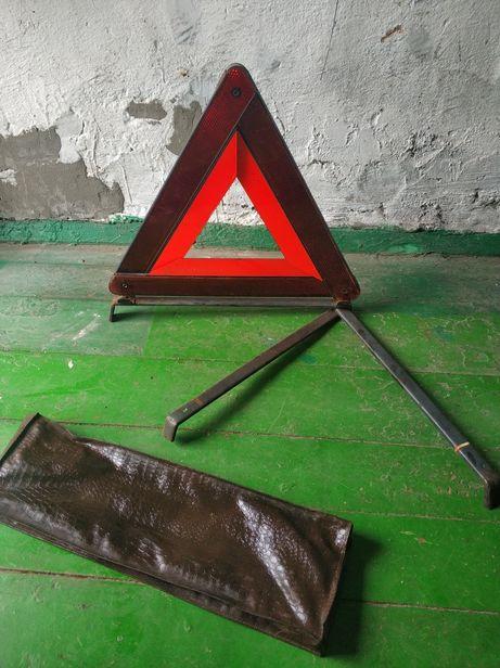 Знак аварийной остановки СССР