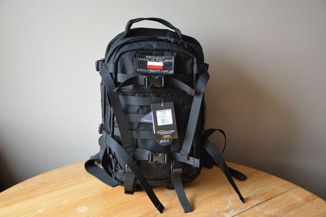 Wisport - Plecak Sparrow 30II Czarny Gwarancja NOWY