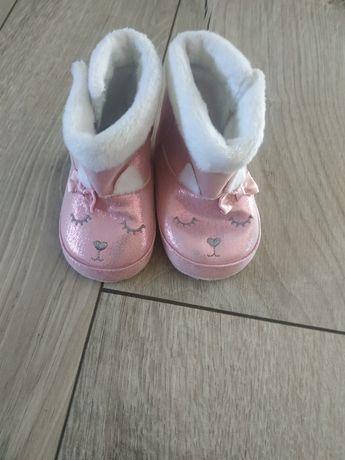Kozaczki niemowlęce
