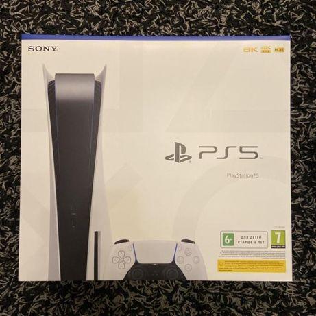 Sony PS 5 + 2 джойстика