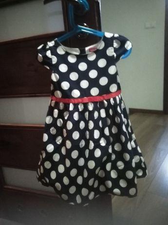 sukienka wizytowa roz 104