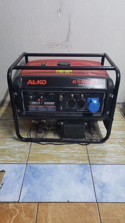 Электрогенератор AL-KO 6500d-c