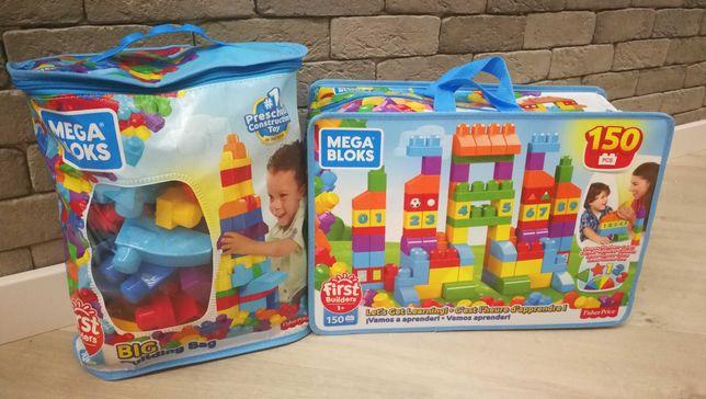 Конструктор Мега Блок Блокс Mega Bloks First Builders