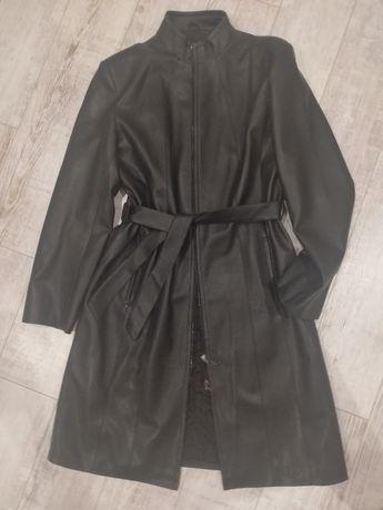 Płaszcz eko skóra XL