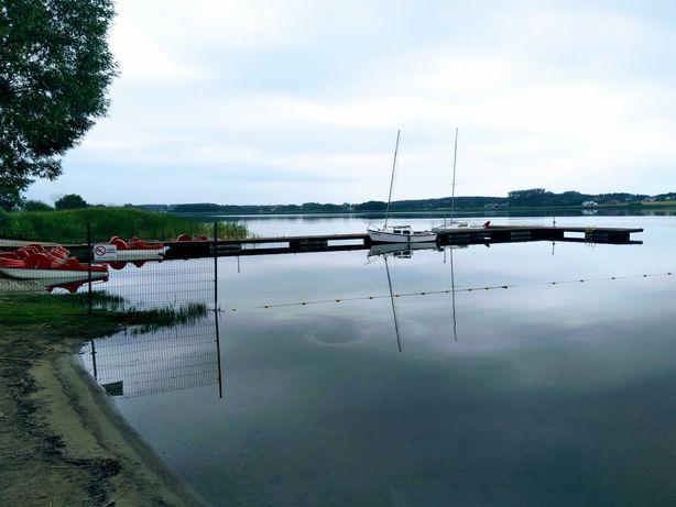 Atrakcyjna działka w Niepruszewie blisko jeziora