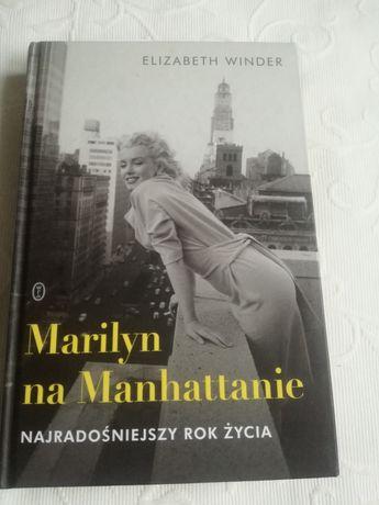 Elizabeth Winder Marilyn na Manhattanie,biografia