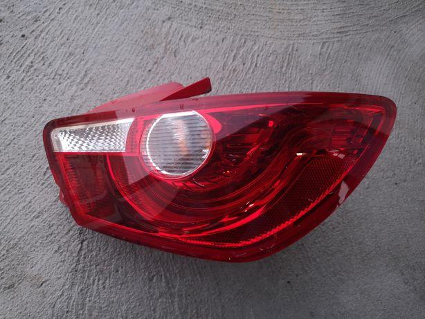 Seat Ibiza IV lampa tylna prawa 2010 rok