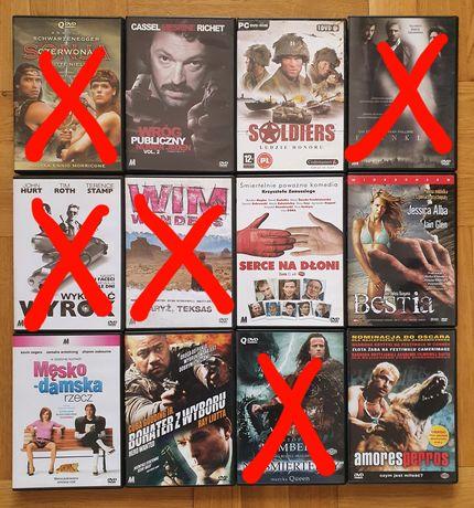 Oryginalne płyty DVD/CD - Filmy, gry