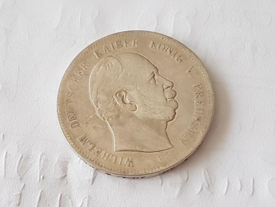 5 Marek 1876r. Preussen Olsztyn - image 1