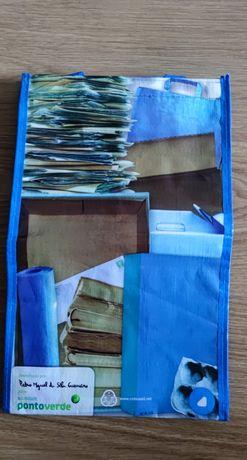 Saco para reciclagem azul - Novo