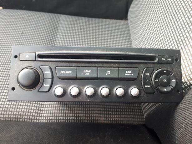 Radio fabryczne Peugeot 307