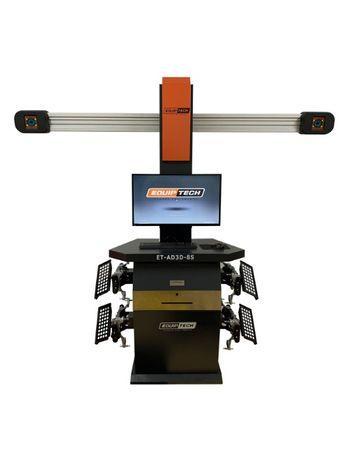Maquina Alinhamento de direção 3D - Entrega incluída