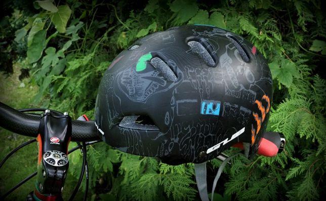 kask rowerowy GUB czarny, dostępność 1 sztuk