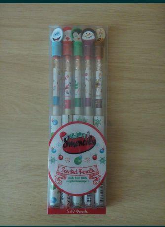 Набор карандашей ароматизированных, новый