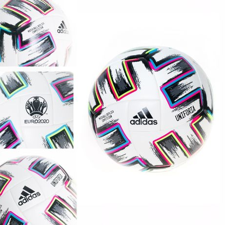 Piłka nożna adidas Unifornia Competition FJ6733 5