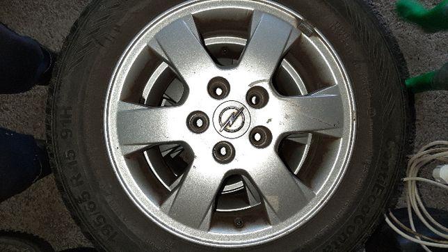 Koła Opel Vectra B