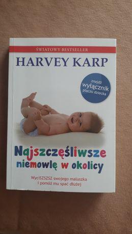 Harvey Karp najszczesliwsze niemowlę w okolicy