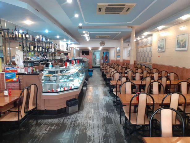 Pastelaria/Restaurante com 100 lugares, Saldanha