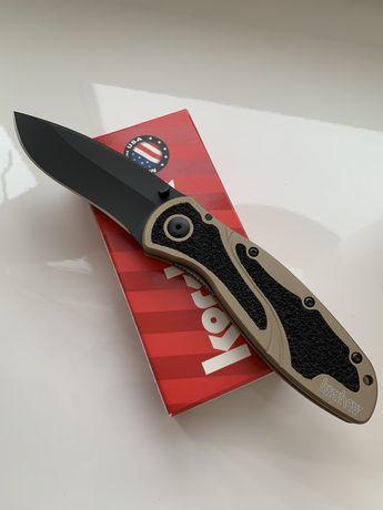 Нож складной Kershaw Black Blur (1670DSBLK)