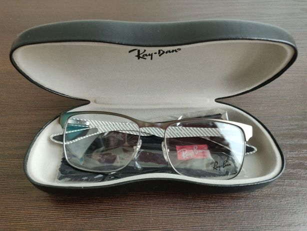 Очки Ray-Ban оправа RB8416 2620 Carbon Fibre оригинал
