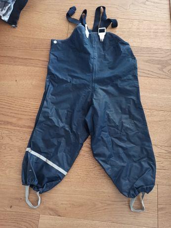 Spodnie przeciwdeszczowe 2 lata