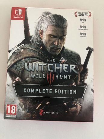 Witcher III Complete (Nintendo Switch)