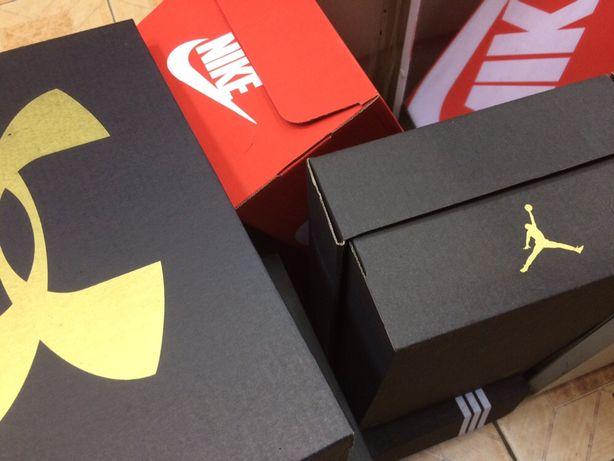 Коробки Jordan Джордан,Under Armour,Nike,Андер Армор оптом