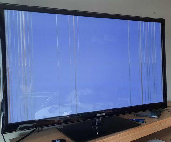 Samsung smart PS51E550 uszkodzona matryca