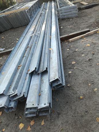 Fotowoltaika stelaż ceownik 30x90x30 łaty OCYNKOWANE wiata garaż panel