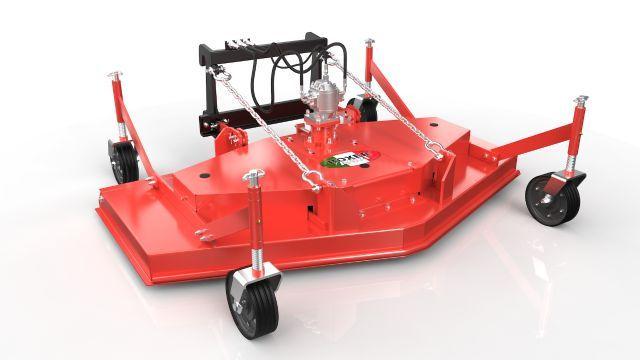Hydrauliczna kosiarka LM 1200 rotacyjna Boxer Eurotrac