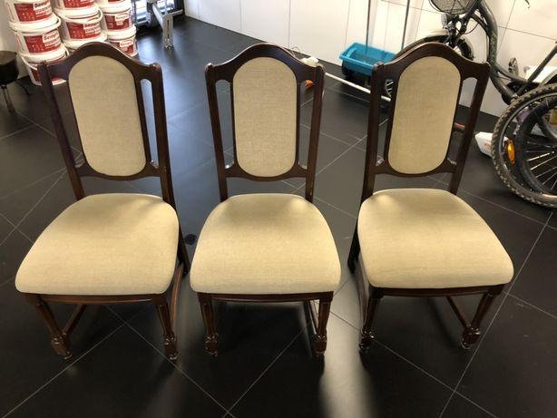 Krzesła SWARZĘD - dąb , buk