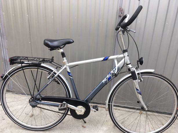 Rower miejski NSU rama M koła 28cali