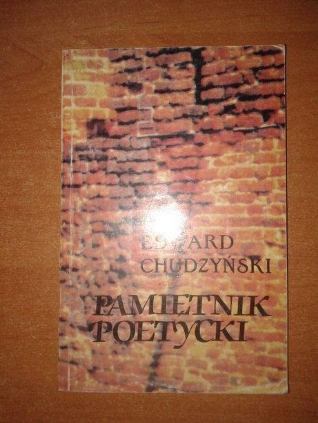 Pamiętnik poetycki - Edward Chudzyński