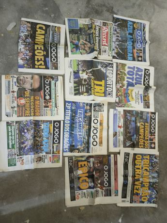 Jornais Importantes FCPorto