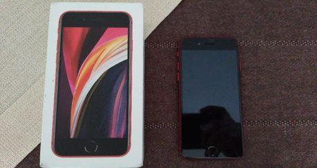 Iphone SE 2020 64gb, ubezpieczony, gwarancja 2,5 roku