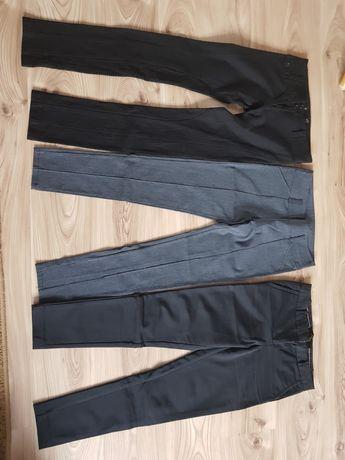 Spodnie materiałowe rozm XS
